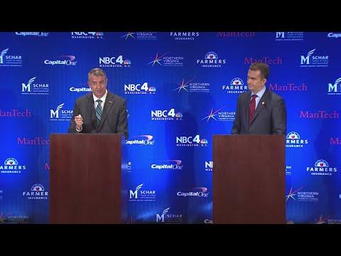 Virginia Governor Debate