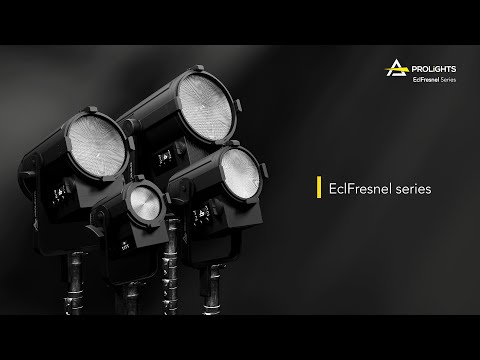 PROLIGHTS EclFresnel Family