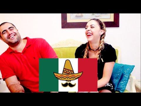 PROBANDO DULCES MEXICANOS | La Bella Y El Gori |
