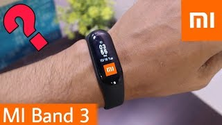 Giveaway New Xiaomi MI Band 3 Full Review in Hindi and Unboxing || by Hindi Tutorials