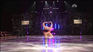"Sasha Cohen - ""Just A Kiss"" (Improv Ice 2012)"