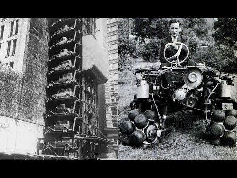 Мотоцикл со сферическими колесами