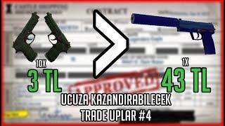 #4 Ucuz ve Kazandırabilecek Trade Uplar! CSGO Trade Up