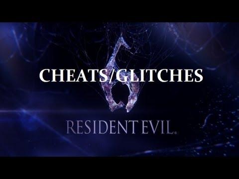 <b>Resident Evil 6</b> : <b>Cheat</b> / Glitch - YouTube