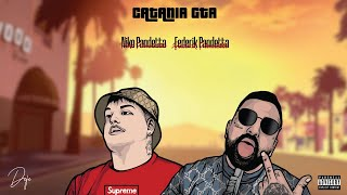 Federik Pandetta Ft. Niko Pandetta - Catania GTA (Official 2020)