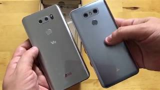 LG V30 unboxing and first impressions