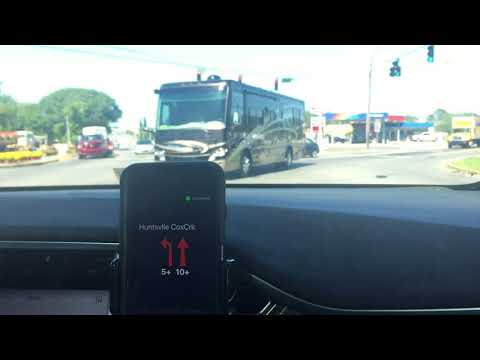 20171003 Connected Vehicle Traffic Signal Timing Countdown Cellular / DSRC
