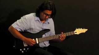 Doppler Guitars - The Doppler VS3 Demo