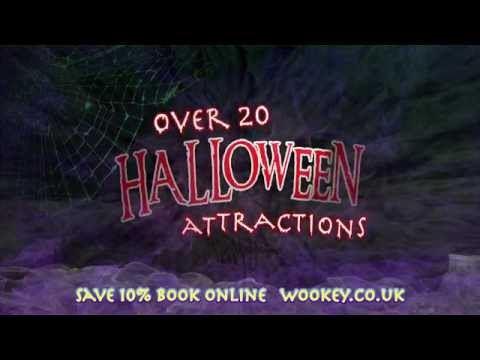 Halloween at Wookey Hole - New Chamber 20 Witch's Grotto