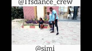 Simi - smile for me official dance video