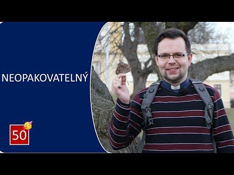 Nedělní kázání pro děti | NEOPAKOVATELNÝ | P. Roman Vlk