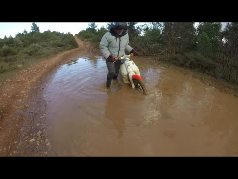 GoPro: honda super cub c50 & c90 off road s02e03