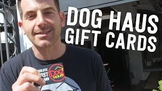 The Absolute Würst Gift Card | Dog Haus