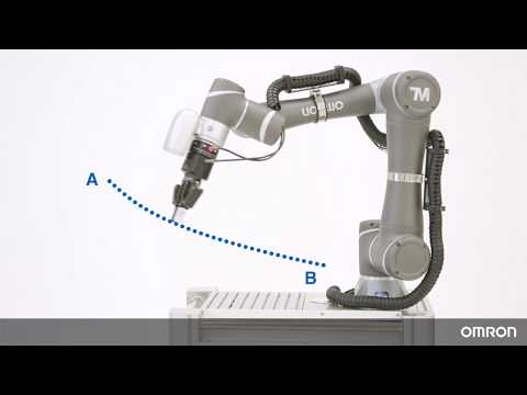 Omron Collaborative Robots Tutorial 9 – Advanced Motion Methods