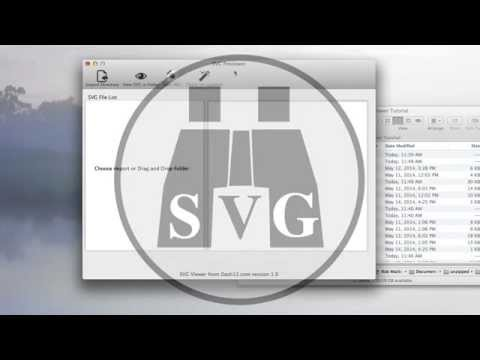 SVG Viewer for Mac and Windows - Overview