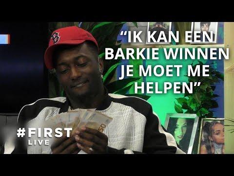 De 500 EURO MONEY CHALLENGE met DOPEBWOY #FIRST LIVE