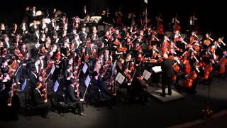 The Last of the Mohicans, Trevor Jones - Troy HS Orchestras, 5/8/2012