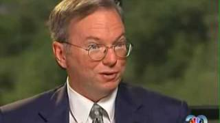 Google CEO Eric Schmidt on privacy