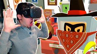 ME ATRACAN!! Job Simulator (HTC VIVE VR)