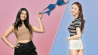 Asian American Women Model With Their Biggest Insecurities