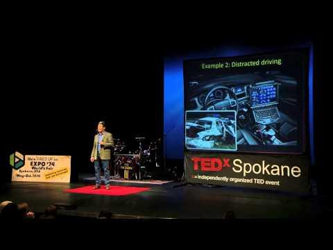 Tired cops, justice and injustice | Bryan Vila | TEDxSpokane