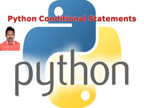 Python Conditional Statements