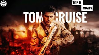 Top 5 Tom Cruise Movies in Tamil Dubbed | Part - 1 | playtamildub