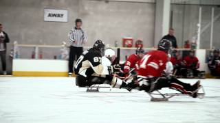 Gatorade – Sledge Hockey– Game Highlights