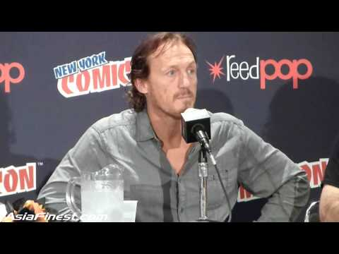 Jerome Flynn from Game of Thrones answers 's Q&A at New York Comic Con 2013