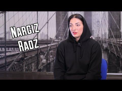 Nargiz Radz - интервью для REAL PRACTICE