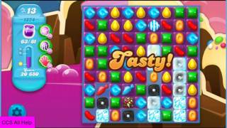 Candy Crush Soda Saga Level 1274 NO BOOSTERS Cookie