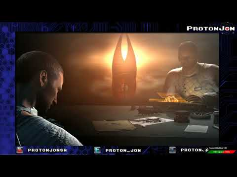 ProtonJon - SpoooOoky Stream - Dead Space 2 Blind - Part 1