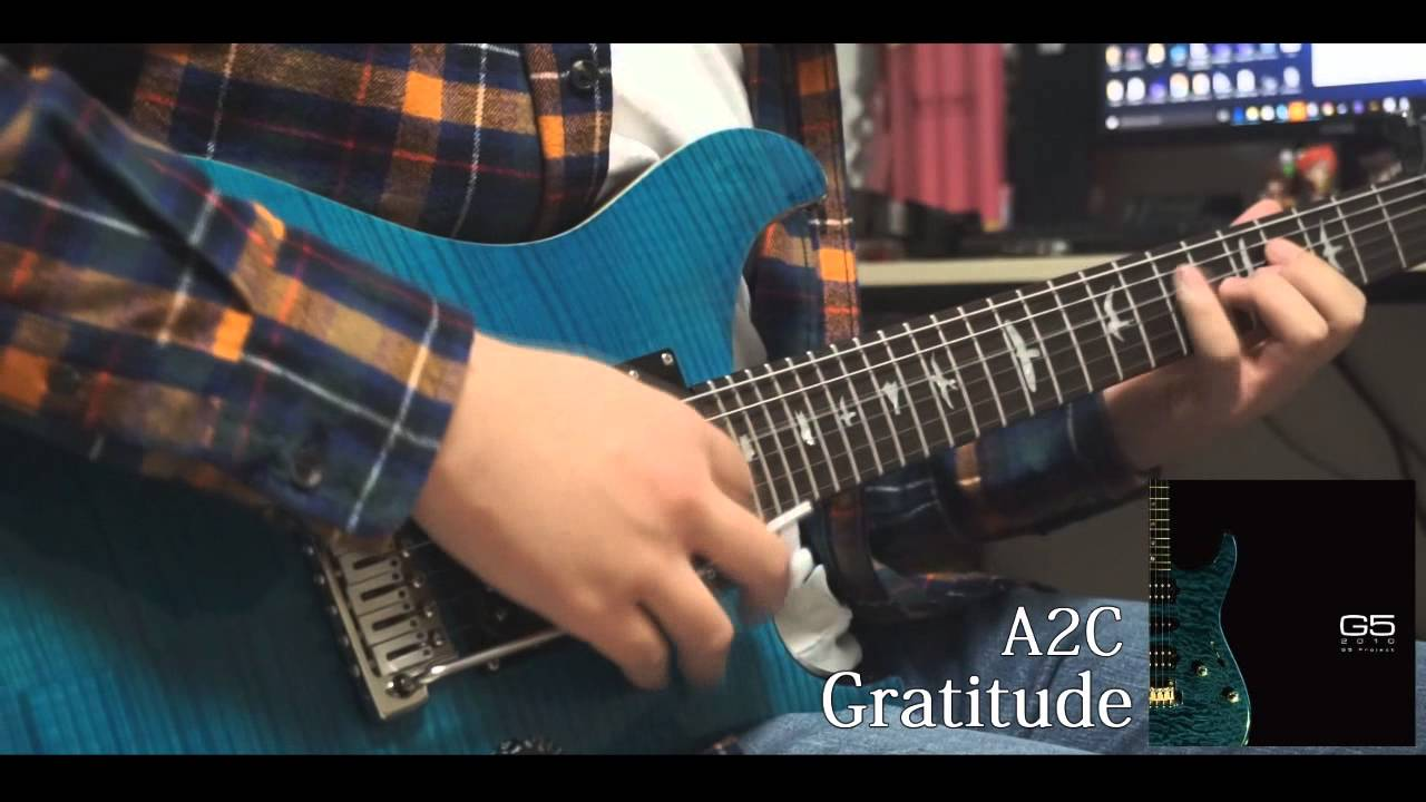 G5 Project A2c Gratitude Guitar Cover Chords Chordify