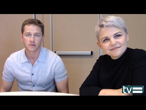 Josh Dallas & Ginnifer Goodwin Interview - Once Upon a Time Season 5