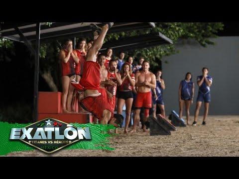 Adrián Medrano es el doceavo eliminado de Exatlón.   Episodio 59   Exatlón México