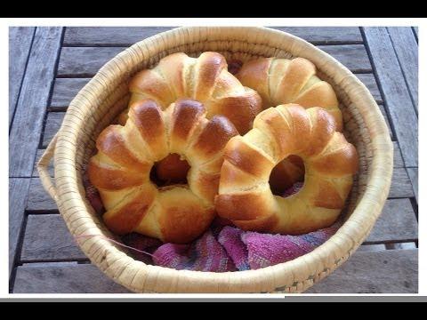 ❀-pain-à-la-semoule.