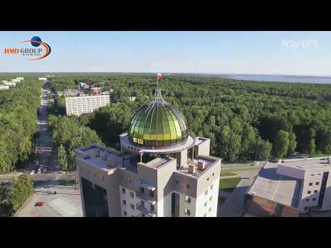Novosibirsk State University   جامعة نوفوسيبيرسك الحكومية