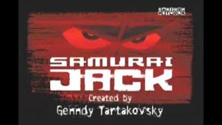 Samurai Jack Intro (Español - España)