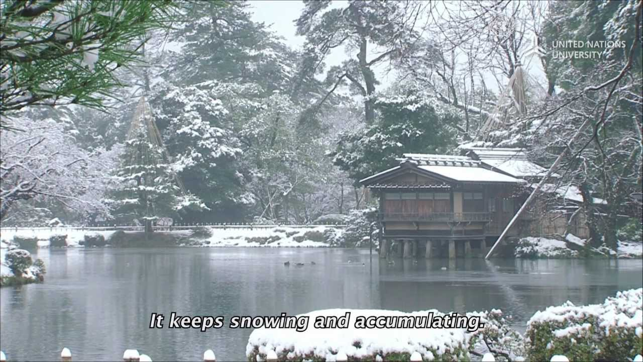 Book of Seasons-Winter in Kanazawa