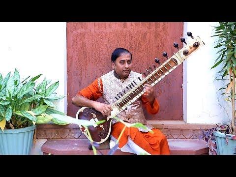 Raag Puriya Kalyan - Composition in Ekthaal - Indian Classical Music - Sitar By Sivaramakrishna Rao