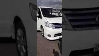 Nissan Serena 2010г.  Цены Авто из Армении