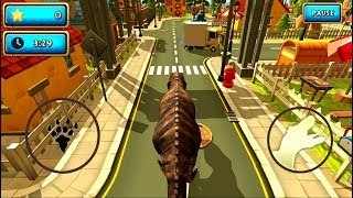 Dinosaur Simulator Dino World Android Gameplay HD #3