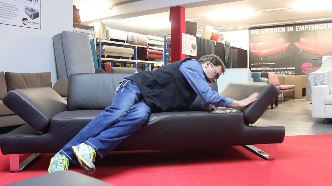 Video W Schillig Taboo Sofa PL Leder 001