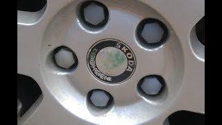 Заглушки на гайки автомобильных колес с aliexpress