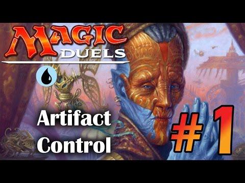 Magic Duels   Artifact Control #1