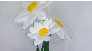 Ростовые цветы! Ростовые ромашки из изолона в кашпо! flowersalyonka +79373329804