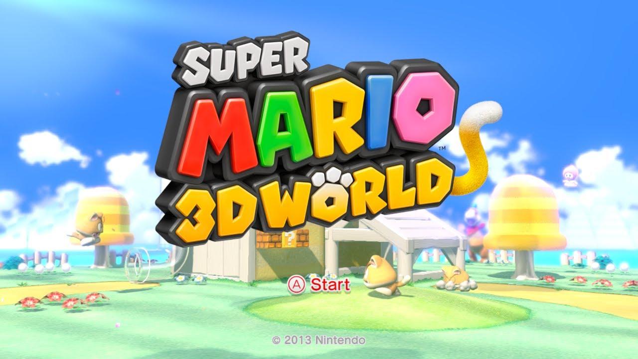 Super Mario 3D World [60 FPS] (World 1) | Cemu 1 8 1 (Intel GPU)