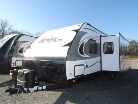 New 2018 Forest River Vibe Extreme Lite 287QBS Trailer For Sale in Decatur,  Alabama