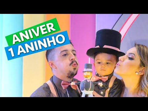 ANIVERSÁRIO DE 1 ANO DO BÊ | TALI RAMOS
