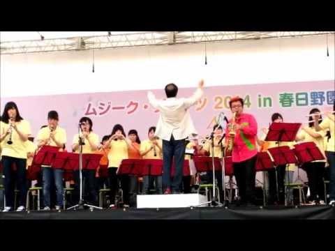奈良市立一条高校吹奏楽部 セプテンバー